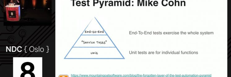 End-to-End Automated Testing in Microservices Architectures