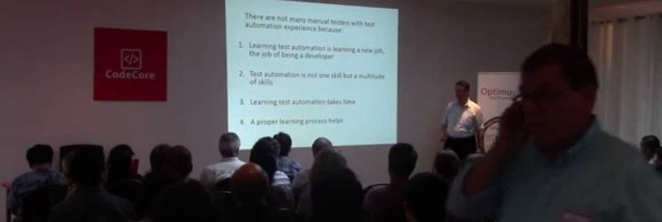 Essential Skills for Test Automation