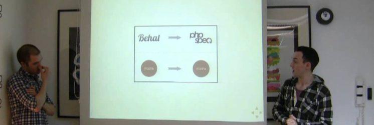Full Stack Behaviour Driven Development