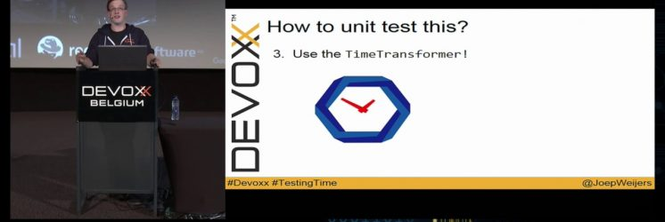 How to Test Time In Java