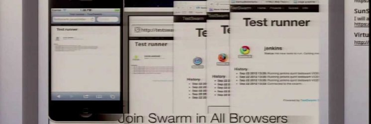 HTML5 Testing in All Browsers with Java