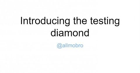 Introducing the Testing Diamond