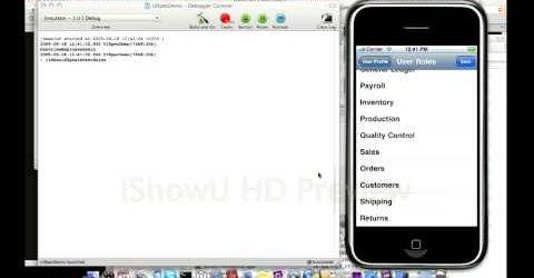 iPhone Acceptance Testing with uispec