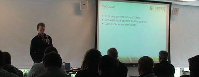 NOSQL Meetup San Francisco – VPork
