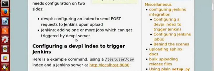 Python Packaging and Testing with devpi and tox