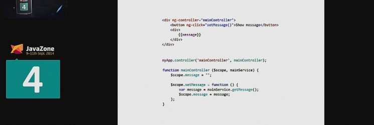 TDD with AngularJS and TypeScript