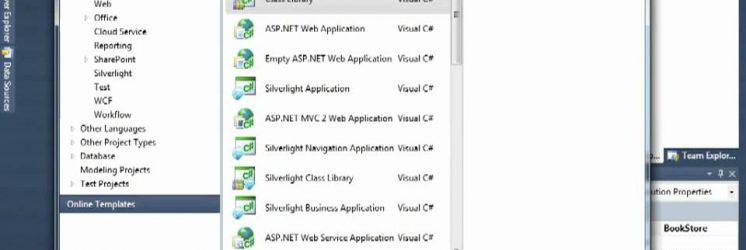Test Driven Development with Visual Studio 2010